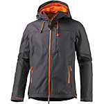 Superdry Jacke Herren dunkelgrau/orange