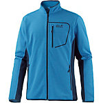 Jack Wolfskin Mountain Pass Dynamic Fleecejacke Herren blau