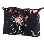 Roxy Blowing Mind Strandtasche Damen schwarz/rot