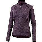 Nike Element Sphere Langarmshirt Damen violett