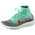 Nike Lunarepic Flyknit Shield Laufschuhe Damen mint/türkis/gold