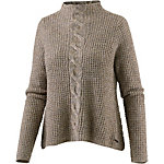 Only Strickpullover Damen camel