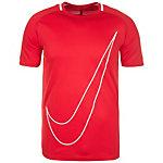 Nike Dry Academy Funktionsshirt Herren rot / weiß