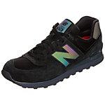 NEW BALANCE ML574-UWB-D Sneaker Herren schwarz / grau