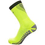 Nike Grip Strike Lightweight Crew Fußballstrümpfe Herren neongelb / schwarz