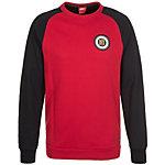 Nike F.C. Crew Sweatshirt Herren rot / schwarz