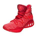 adidas Crazy Explosive Basketballschuhe Kinder rot / weiß