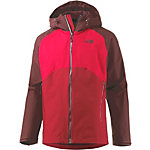 The North Face Stratos Hardshelljacke Herren rot
