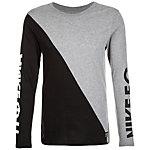 Nike F.C. Langarmshirt Herren grau / schwarz
