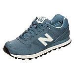 NEW BALANCE WL574-MDC-B Sneaker Damen blau