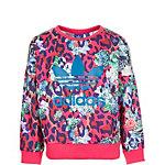 adidas Rose Crew Sweatshirt Mädchen pink / bunt