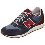 NEW BALANCE MRL996-NF-D Sneaker Herren blau / braun / rot