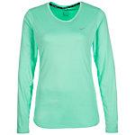 Nike Laufshirt Damen hellgrün