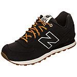 NEW BALANCE ML574-HRD-D Sneaker Herren schwarz