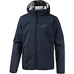 Jack Wolfskin Northern Point Softshelljacke Herren navy