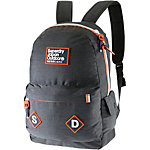 Superdry Daypack Herren grau/orange