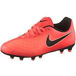 Nike JR MAGISTA OLA II FG Fußballschuhe Kinder orange/schwarz