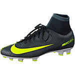Nike MERCURIAL VICTORY VI CR7 FG Fußballschuhe Herren grün/grau