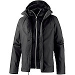 The North Face Morton Doppeljacke Herren schwarz