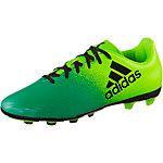 adidas X 16.4 FxG J Fußballschuhe Kinder neongrün