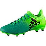 adidas X 16.3 FG Fußballschuhe Herren neongrün