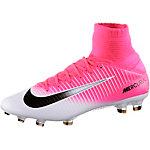Nike MERCURIAL VELOCE III DF FG Fußballschuhe Herren pink/weiß