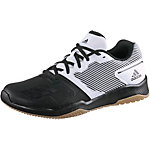 adidas Gym Warrior 2 Fitnessschuhe Herren schwarz