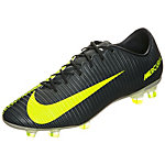 Nike Mercurial Veloce III CR7 Fußballschuhe Herren dunkelgrün / gelb