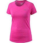 PUMA T-Shirt Damen pink