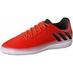 adidas MESSI 16.3 IN J Fußballschuhe Kinder rot