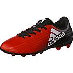 adidas X 16.4 FxG J Fußballschuhe Kinder rot