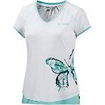 VAUDE Skomer Printshirt Damen weiß