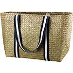 Seafolly Carried Away Strandtasche Damen braun