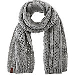 Superdry Strickschal Damen grau