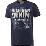 Tommy Hilfiger T-Shirt Herren dunkelblau