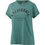 Tommy Hilfiger T-Shirt Damen dunkelgrün