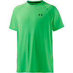 Under Armour HeatGear Tech Funktionsshirt Herren grün