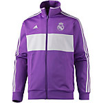 adidas Real Madrid Trainingsjacke Herren lila