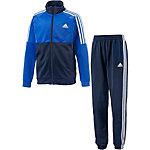 adidas Trainingsanzug Jungen navy/blau