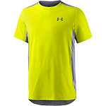 Under Armour Coolswitch Run Funktionsshirt Herren gelb