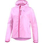 PUMA Lite Laufjacke Damen weiß/rosa