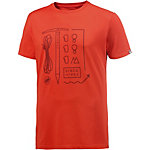 Mammut Sloper Funktionsshirt Herren orange