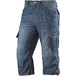 TIMEZONE Miles 3/4-Jeans Herren dark denim