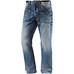 TIMEZONE Claymore Straight Fit Jeans Herren used denim