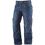 TIMEZONE Benito Loose Fit Jeans Herren blue washed