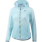 Nike Laufjacke Damen hellblau