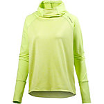 Brooks Dash Laufhoodie Damen limette