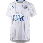 PUMA Leicester 16/17 International Fußballtrikot Herren weiß/blau
