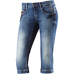 Mogul Alena 3/4-Jeans Damen used denim