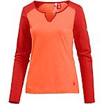 OCK Langarmshirt Damen orange